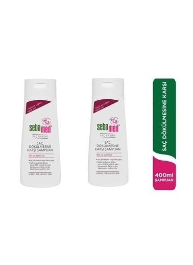 Sebamed Anti Hairloss Saç Dökülmesine Karşı Şampuan 400 Ml 2 Adet Renkli